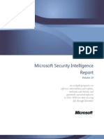 Microsoft Security Intelligence Report Volume 10 July-Dec2010 English
