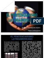 jose Alejandro Arzola isaac - el penitenciarismo latinoamericano -