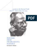 Nisargadatta Maharaj - eBook - Pointers From Nisargadatta - Search Able