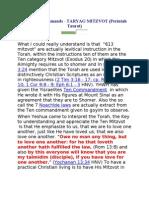 613 Torah Commands