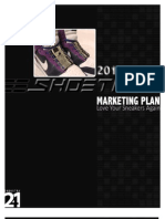 Shoeture Marketing Plan