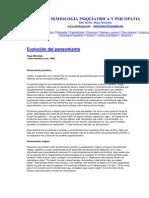 Semiologia Psiquiatrica y a
