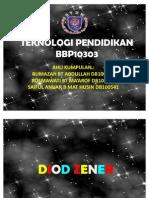 Diod Zener Teknologi Pendidikan