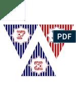 Banner Letters F R E