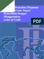 Prosedur Penarikan PHLN Dengan LC