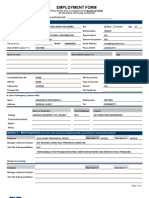 HP form