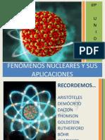 XIV. FENÓMENOS NUCLEARES Y SUS APLICACIONES