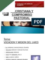 VOCACION Y MISION DEL LAICO