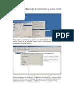 Manual de Configuracion de Usuarios