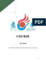 LiJiong - Yiquan Course