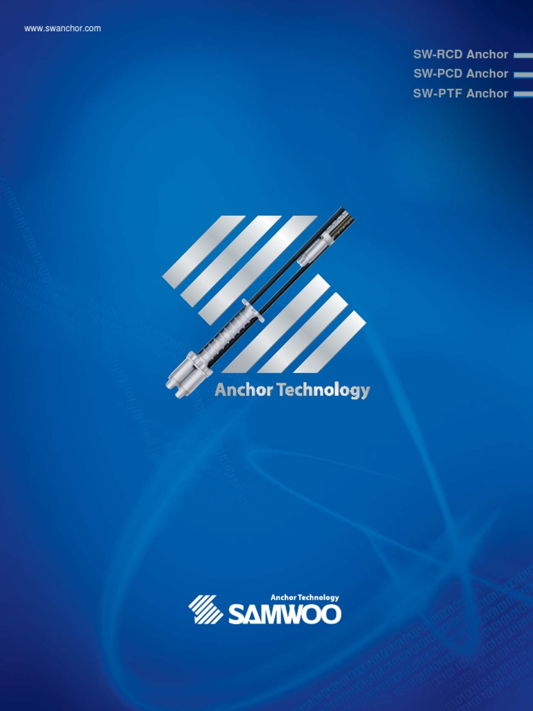 Swing_anchor English Catalog(042407) | Thesis | Structural Load