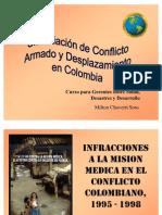 Milton Chaverri Infracciones Mision Medica