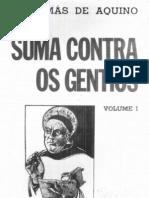 São Tomás de Aquino - Suma Contra os Gentios vI Livro 1
