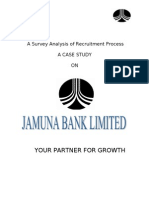Jamuna Bank Recruitment Process