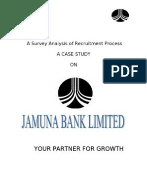 Jamuna Bank Recruitment Process | Banks | Cheque