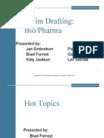 Biopharma Patent