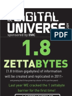 The Digital Universe Study - EMC