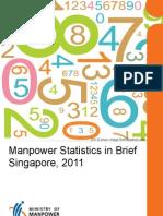 Manpower Stats in Brief Singapore Jun 2011