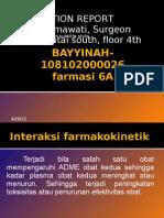 INTERACTION REPORT-RSUP FATMAWATI