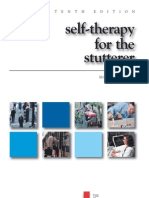 Self-Therapy for the Stutterer by Malcolm Fraser