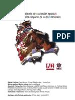 58798610 BOLIVIA Riquezas Naturales e Impactos de Las Transnacionales Ondasun Naturalak Eta Transnazionalen Inpaktuak
