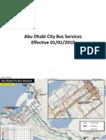 Abu Dhabi Bus Route