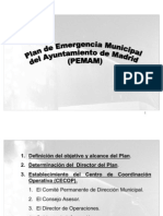 Plan Emergencias Pemam