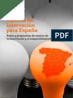 16 Agenda de Innovación para España