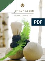HUBERTUS SPA Folder 2011