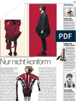 Solosso featured in NZZ am Sonntag