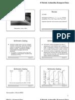 Metode Aritmetik Coding