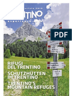 Trentino's mountain refuges