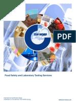 Food Safety & Lab