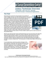 Dent Lab Tech
