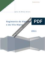 REGIMENTO DO HIPISMO E DA VILA HÍPICA