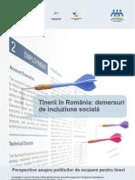 Tinerii in Romania