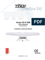 29010078 v2r0 Vector G2-G2B Installation Operation Manual