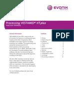VESTAMID HTplus Processing
