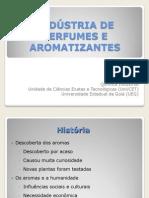 INDÚSTRIA DE PERFUMES E AROMATIZANTES.slide