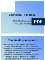 Bachelita și novolacul
