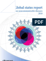 Global Report on NCDs
