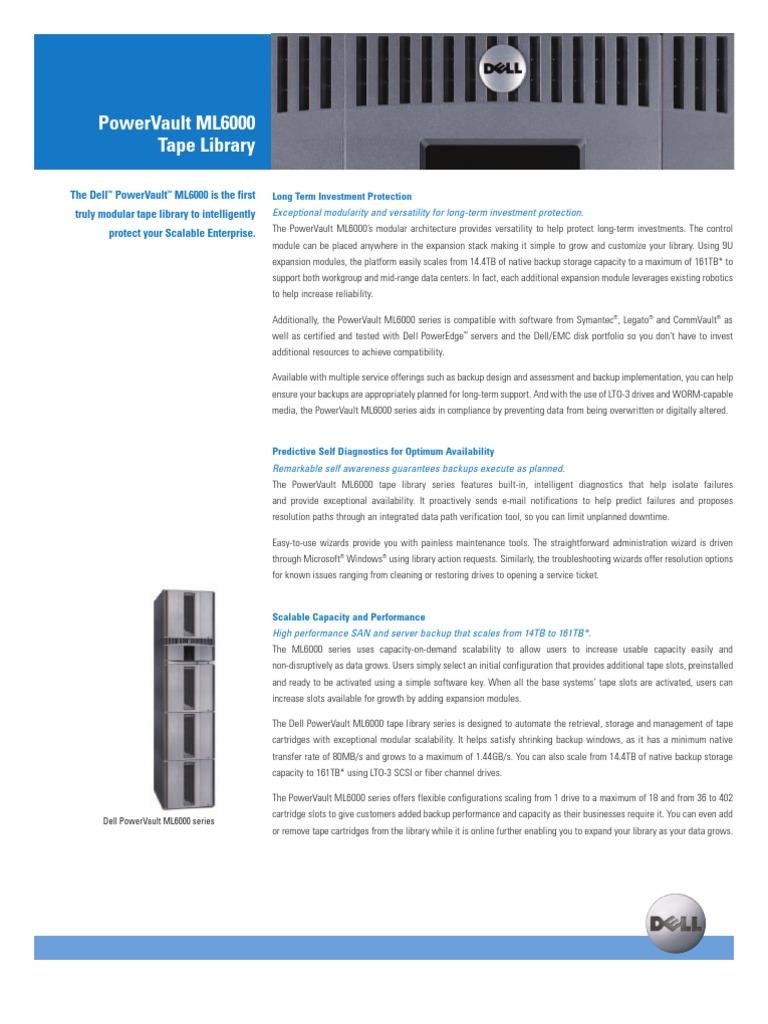 Pvaul Ml6000 Specs | Scalability (52 views)