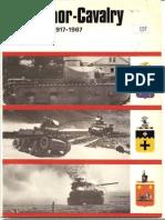 US Armor Cavalry