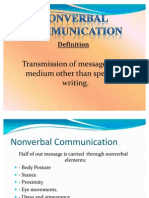 Nonverbal Communication Yls
