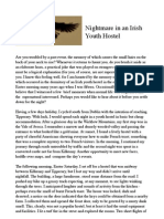 Nightmare in an Irish Youth Hostel