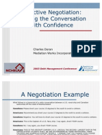 01 Proactive Negotiation