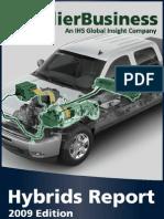 Hybrid Report 2009