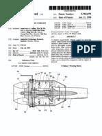 Jet Turbine Drawings