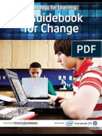 Tech for Learning--A Guidebook for Change