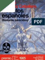 Retratos Espanoles Bastante Parecidos Ernesto Gimenez Caballero
